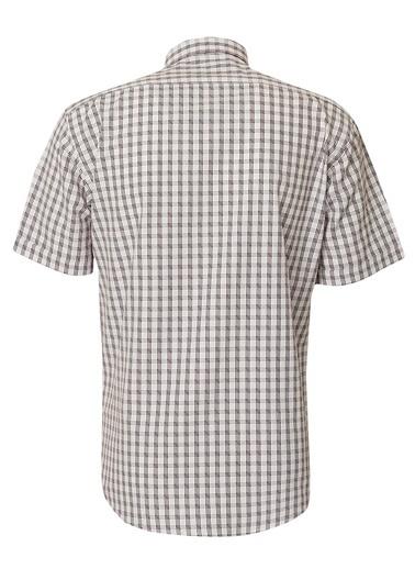 Altınyıldız Classics Regular Fit Kısa Kollu Gömlek 4A2020200105 Beyaz